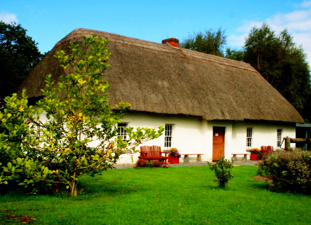A Traditional Irish Home County Kilkenny Ireland Do