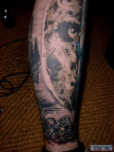 jason voorhees tattoos 14 this photo was not taken by me flickr. Black Bedroom Furniture Sets. Home Design Ideas