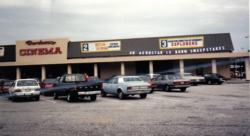 Bordeaux Cinema, Fayetteville, NC (1985) | by patricia_poland