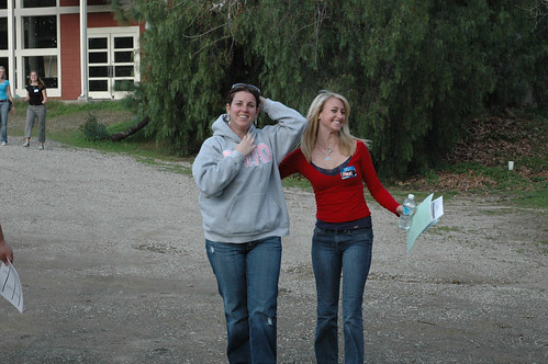 Students at the Student  Leadership Retreat (Malibu, CA) 2005 | by California State University Channel Islands