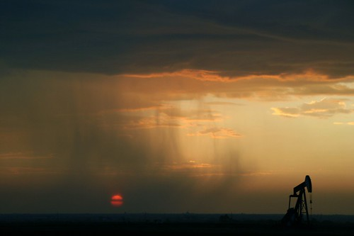 Rain Shower At Sunrise | by Marvin Bredel
