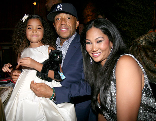 Ming Lee Simmons, Daughter Of Russell And Kimora Lee ...