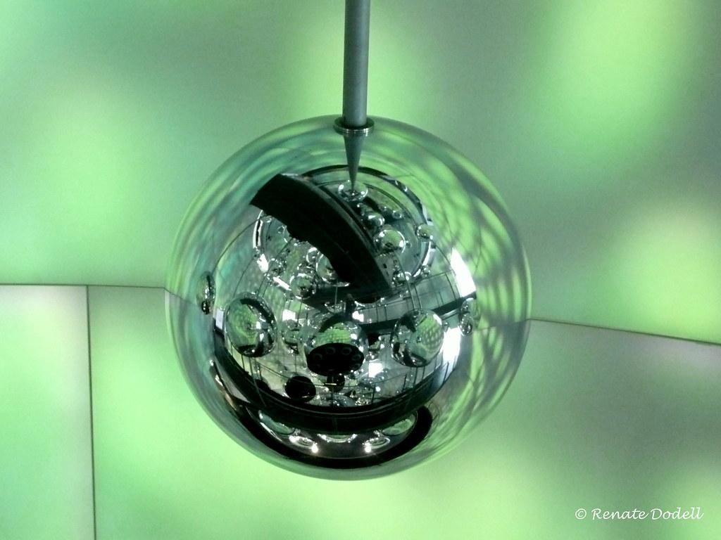 Steel ball stahlkugel gesehen im erlebnis museum for Raumgestaltung 3d freeware