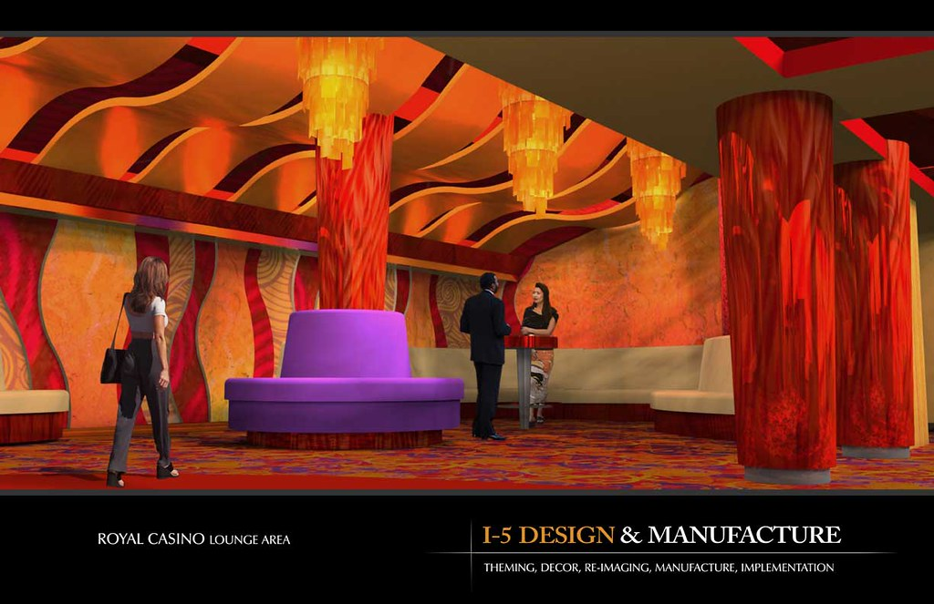 Designing casinos to dominate touch screen gambling machines