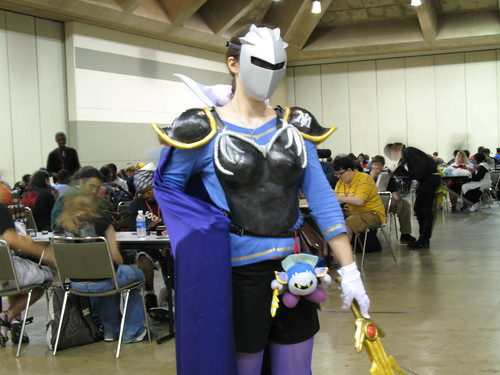 Meta Knight Flickr Photo Sharing!