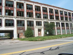 The Packard Plant in Detroit- abandoned in 1957 | by DetroitDerek Photography ( ALL RIGHTS RESERVED )
