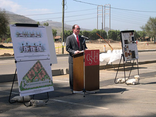 Anacapa Village Groundbreaking | by California State University Channel Islands