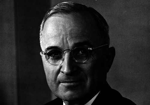 Harry-truman | by myglesias