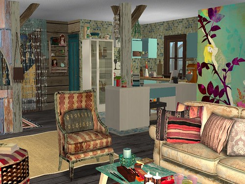 Sims 2 decorated house explore sparksfall 39 s photos on Sims 3 home decor photography