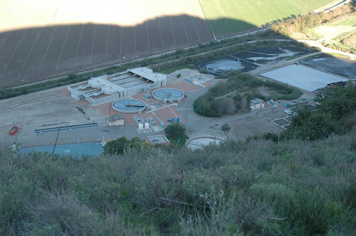 CSUCI Campus Ttreatment Plant view from Round Mountain | by California State University Channel Islands