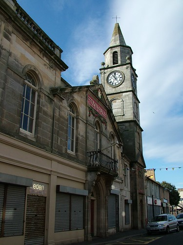 Saltcoats Town hall | by nualabugeye
