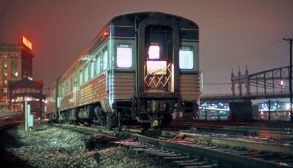 "Used Cars Baltimore >> Baltimore and Ohio ""Capitol Limited"", Washington, DC, to C… 