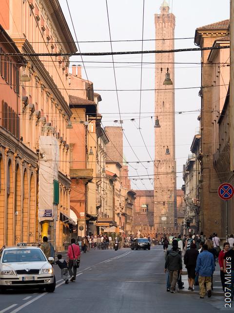 via rizzoli bologna - photo#29