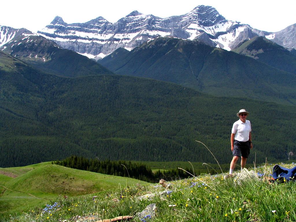 Pigeon Mountain Alberta on Pigeon Mountain | by