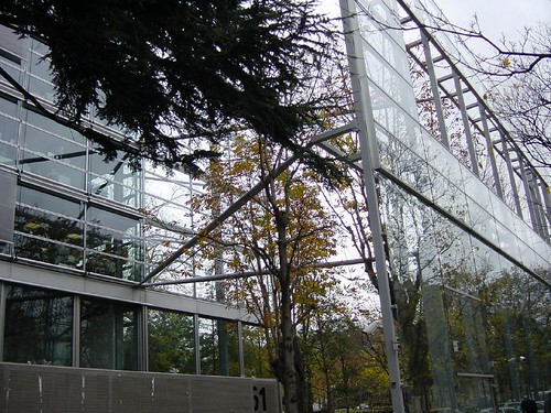 Fondation Cartier Paris Jean Nouvel 1994 Flickr