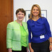 Helen Clark meets with Princess Maxima of the Netherlands