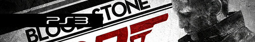 PS3: James Bond 007: Blood Stone | by PlayStation.Blog