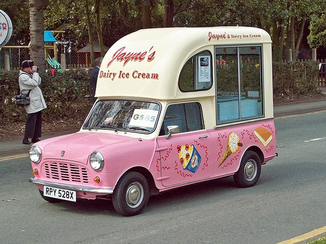 What Car Should You Use For A Icecream Trcuk