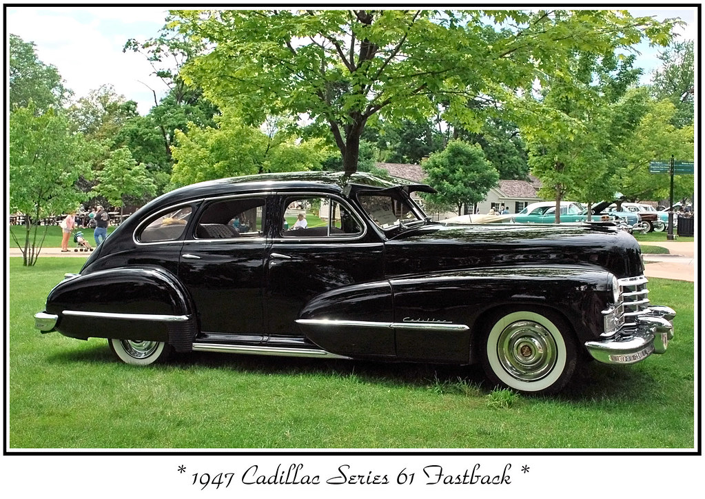 1947 Cadillac Fastback For Sale Autos Post