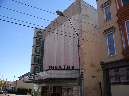 Crump Theater, Columbus, Indiana | by Wallyum