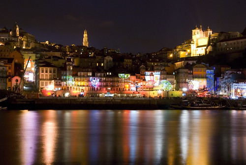 Oporto night lights | by One Del?