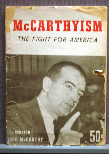 joseph mc carthy and communism essay
