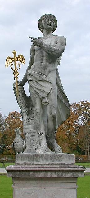 Mercury, Roman God of trade, profit and commerce | Mercury ...