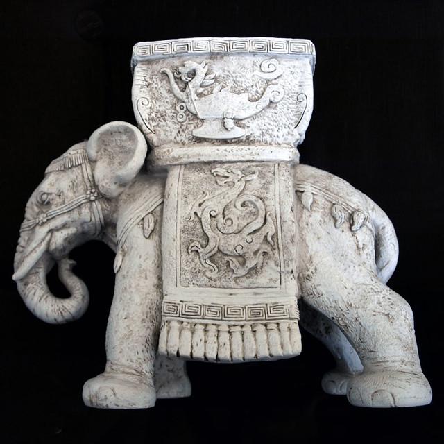 Elephant Vase Stand Ennio Pauluzzi Flickr