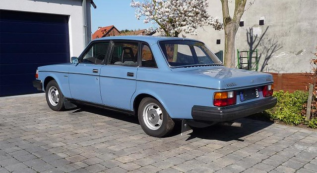 Volvo 244 Dl Bj 1982 Kapaza Be Willem S Knol Flickr
