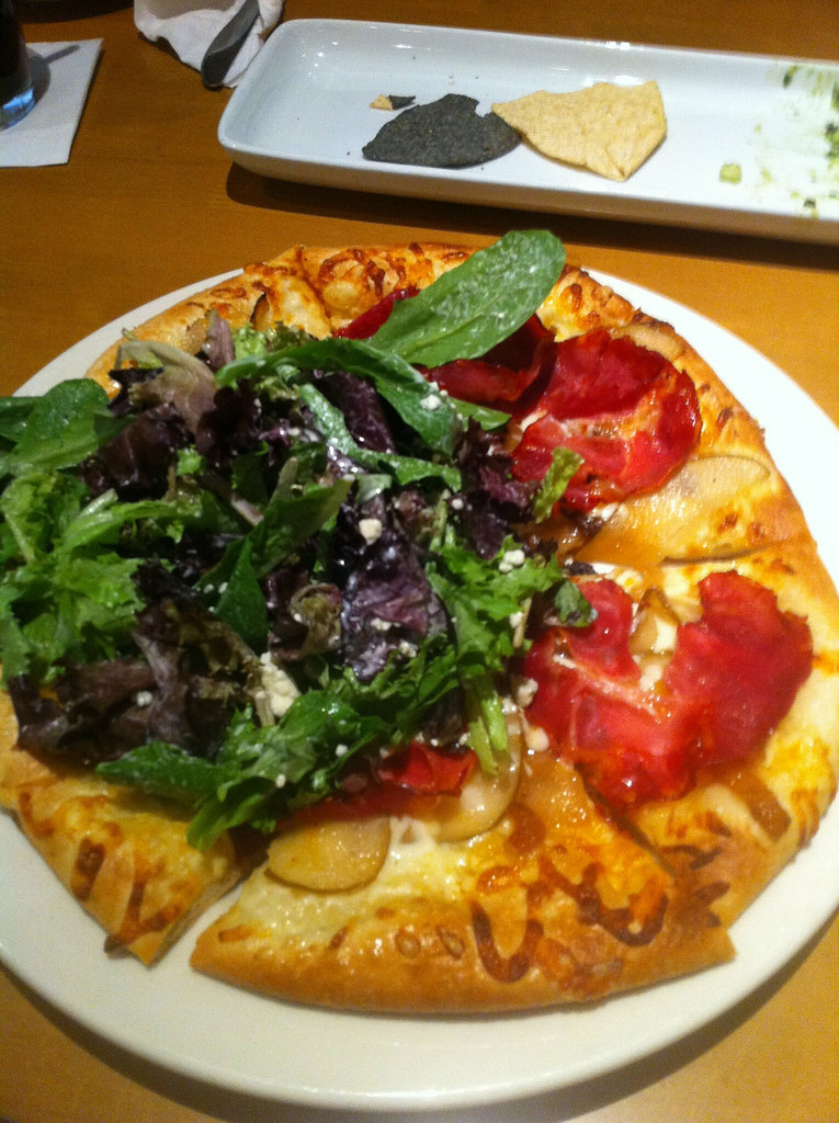 California Pizza Kitchen Frozen Bbq Chicken Pizza Fooducate