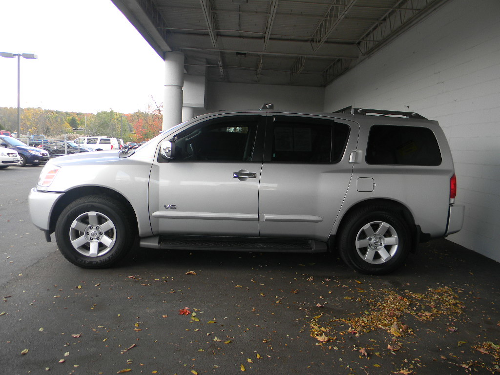 nissan armada le suv 4x4 pre owned nissan armada for sale flickr. Black Bedroom Furniture Sets. Home Design Ideas