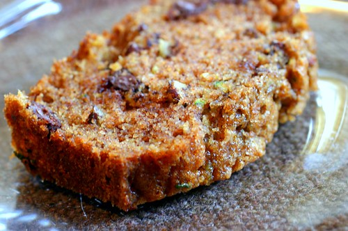 zucchini bread | by smitten kitchen