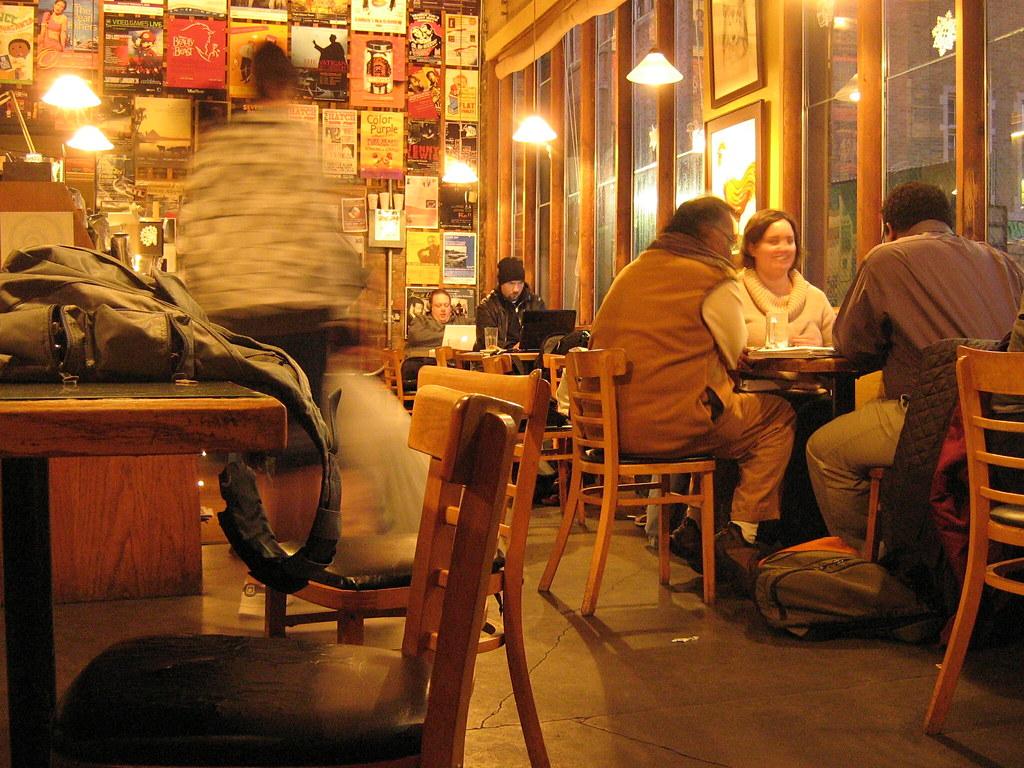 Seattle Cafe New York Ny