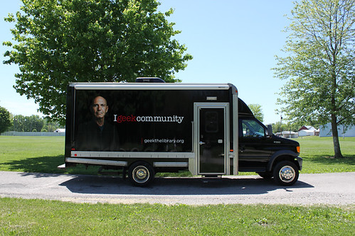Check out the Geekmobile! | by Geek the Library
