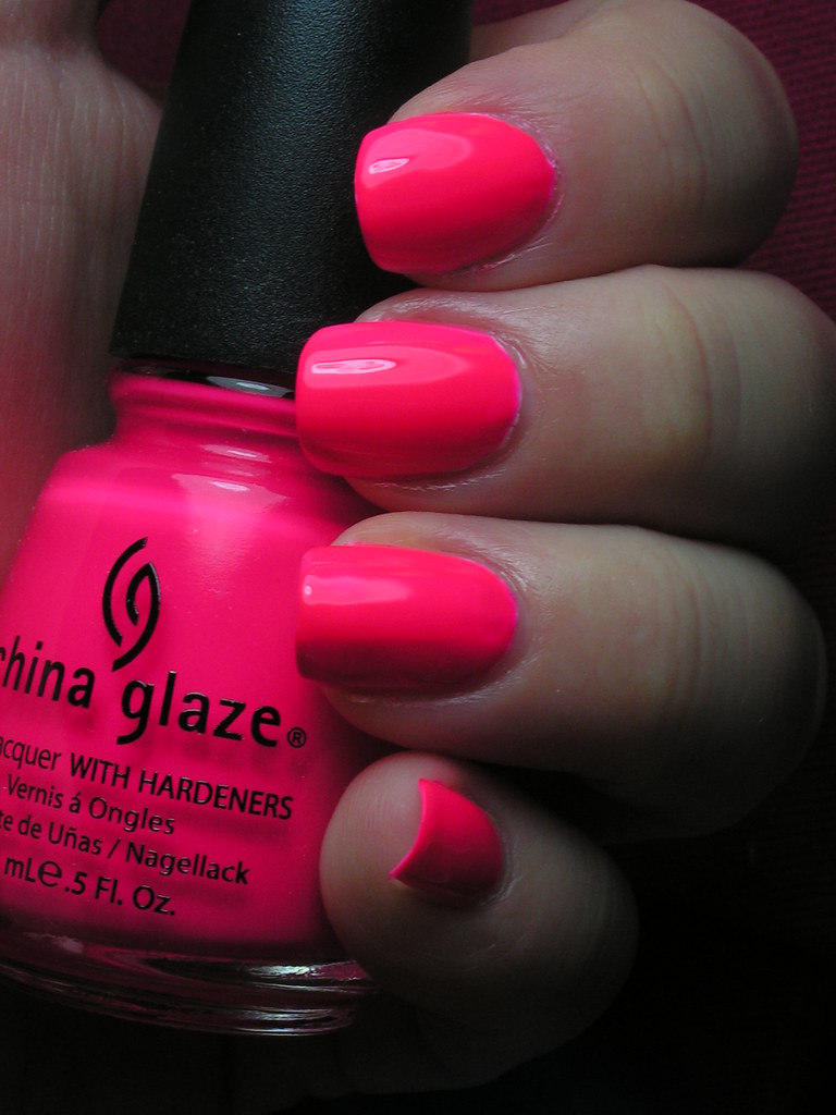 Glaze Pool China Glaze Pool Party 3c