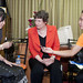 Helen Clark visits Lao PDR