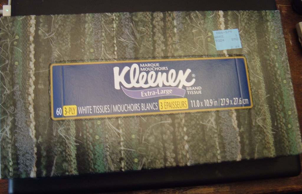 Kleenex Extra Large Tissues Apparently I Bought The