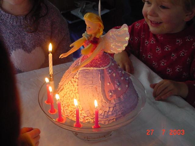 Dolly Varden Cake Tin Spotlight