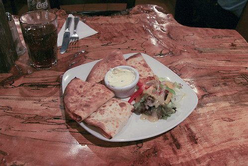 Irish Quesadillas at Cactus Jacks | by txcraig75