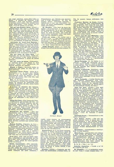 Cinéfilo, No. 73, January 11 1930 - 27