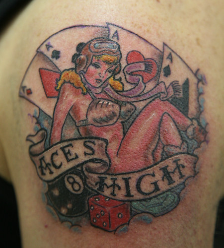 aces high tattoo studio
