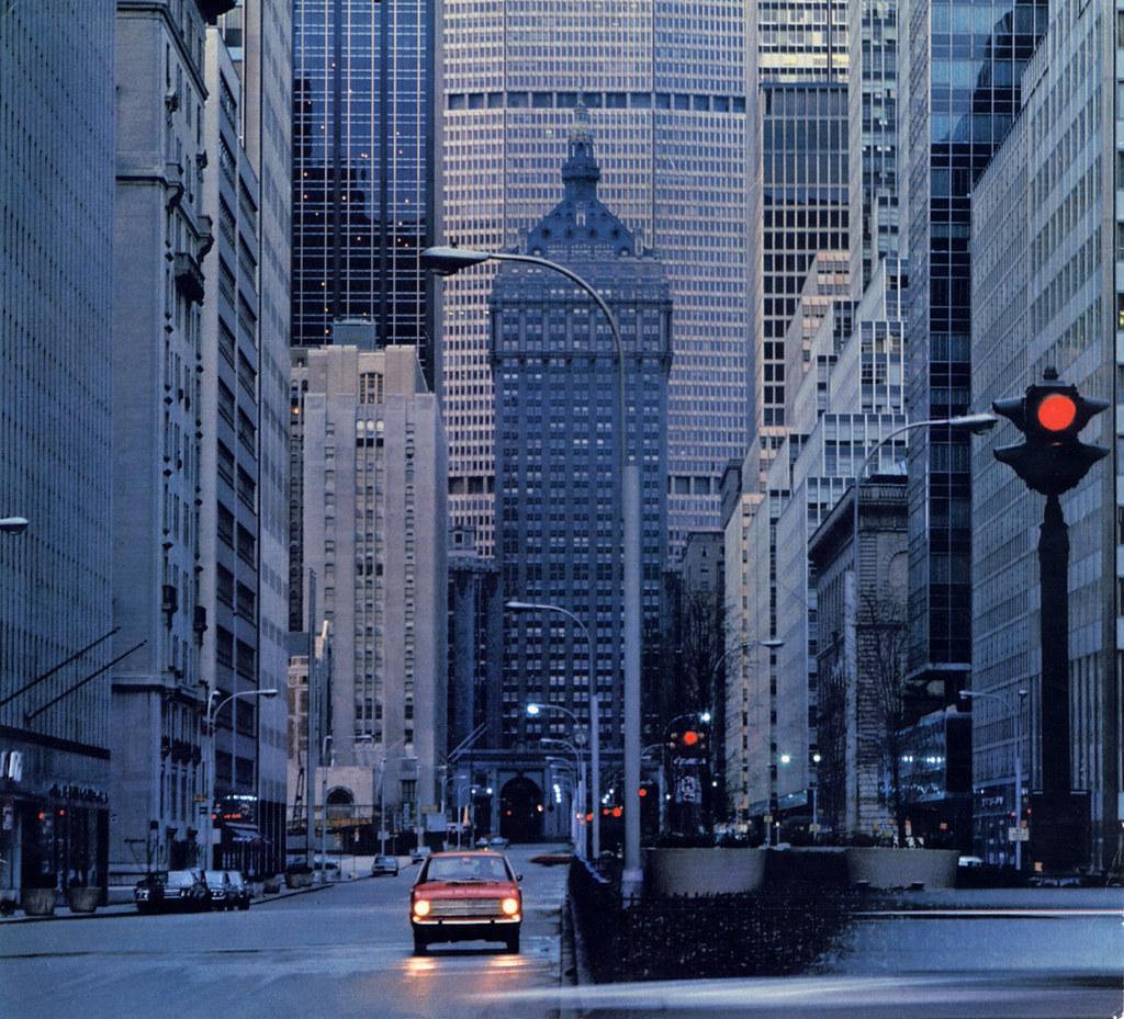 Manhattan New: 1970 Opel Calender - Manhattan, New
