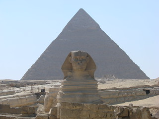 Sphinx and Pyramid | by watchsmart