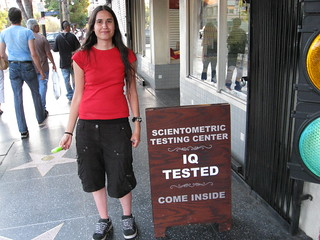 IQ test for the church of scientology | by bgarciagil