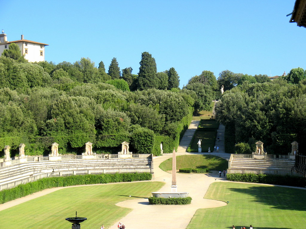 How to have a successful family holiday in florence for Jardin italien