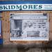 skidmores poster (still damp)