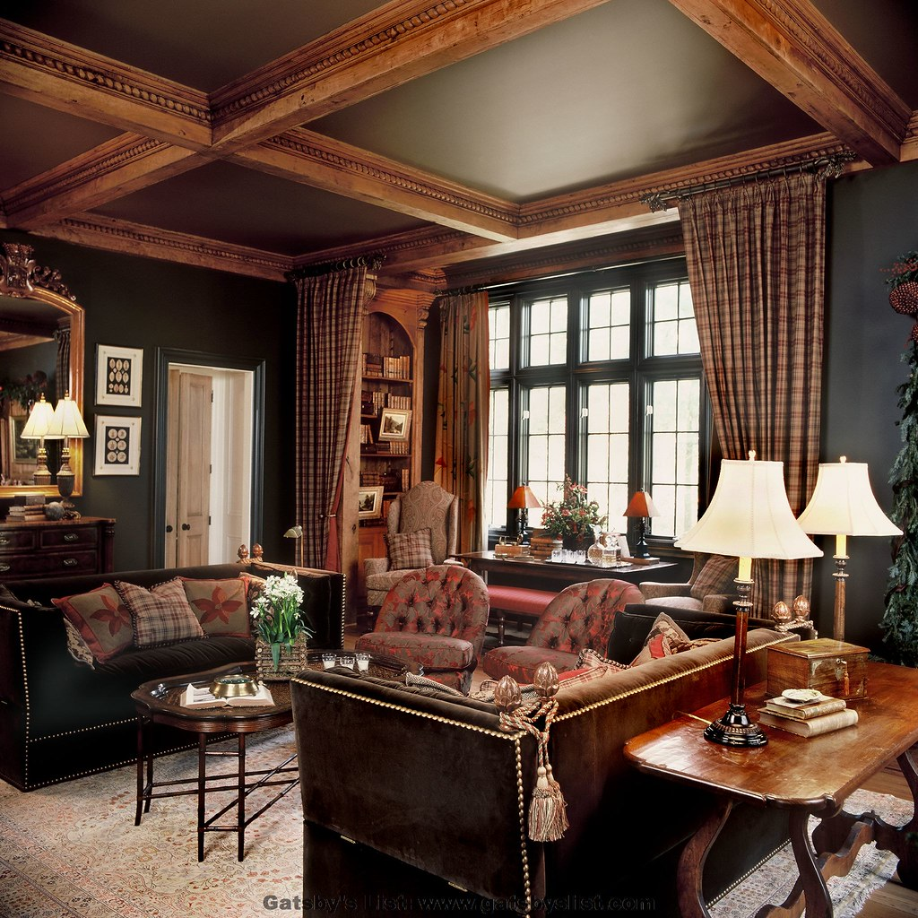 collinfield hall living room | Living room in Collinfield ...
