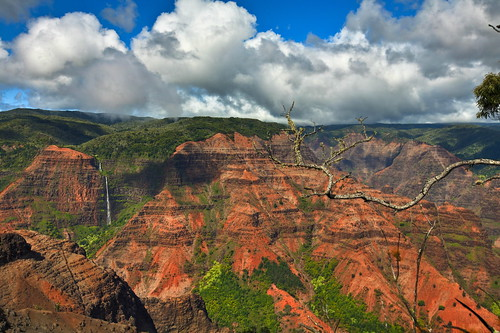 Waimea Canyon, Kauai | by Kaldoon