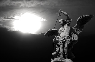 Archangel Michael | by michael_hamburg69