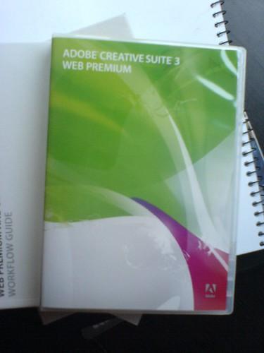 adobe creative suite 3 web premium